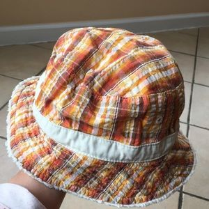 Other - Double-sided cotton bucket hat